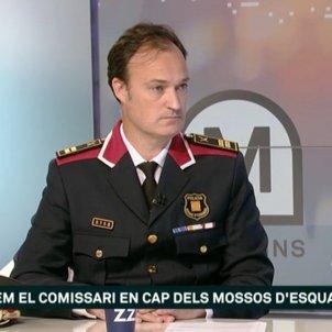 EuropaPress 3186741 jefe mossos eduard sallent entrevista tv3