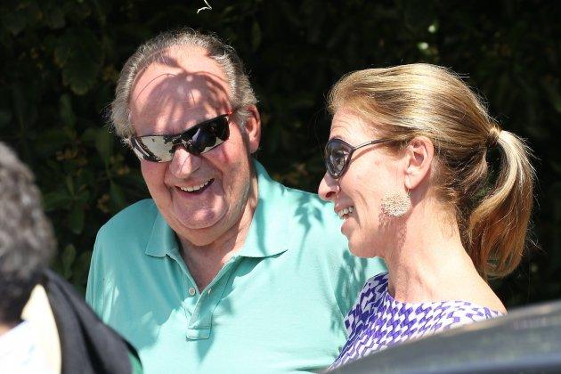 joan carles gafas|ojeras sol GTRES
