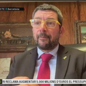 Joan Canadell TV3
