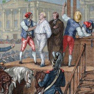 Decapitació Lluís XVI París