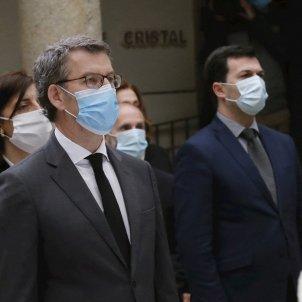 homenatge victimes corornavirus Galícia EFE