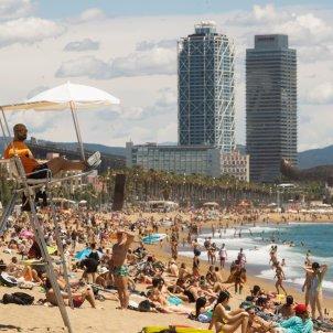 Platja Barcelona Fase 2 EFE