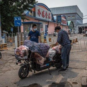 Xina coronavirus EFE