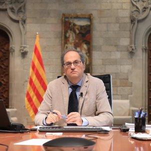 Quim Torra conferència de presidents 14 juny Jordi Bedmar