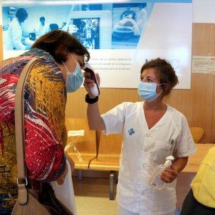 Hospital coronavirus ACN