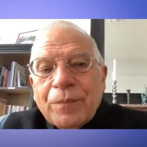 Josep Borrell video Societat Civil Catalana