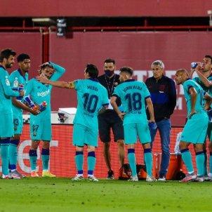 Messi Barca Mallorca indicacions FC Barcelona