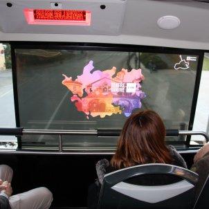 Tecnologia 5G autobus ACN