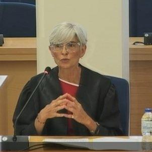 Olga Tubau judici Trapero - ACN