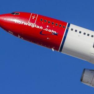 EuropaPress  avió norwegian