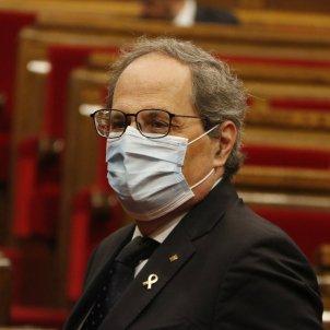 Torra parlament coronavirus ACN
