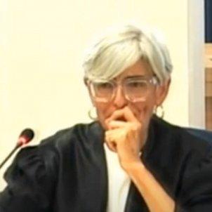 Olga Tubau plora judici Trapero