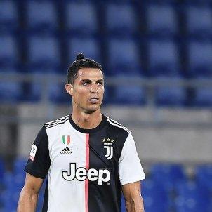 Cristiano Ronaldo Juventus Napols EFE