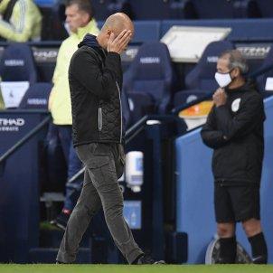 Pep Guardiola Manchester City EFE