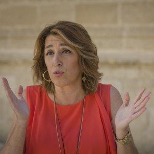 Susana Díaz Europa Press
