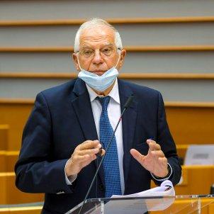 Josep Borrell Parlament europeu efe
