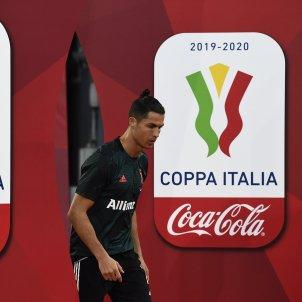 Cristiano Ronaldo Juventus Europa Press