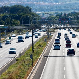 operacio sortida pont sant joan barcelona - efe