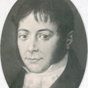 Mor Joan Larreu, pare de la pàtria argentina. Retrat de Joan Larreu. Font Museo Histórico Nacional. Buenos Aires