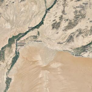 Lashkar Gah google  maps