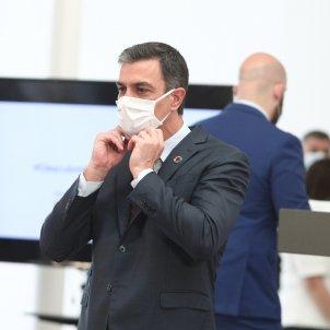 presidente gobierno pedro sanchez mascareta - europa press