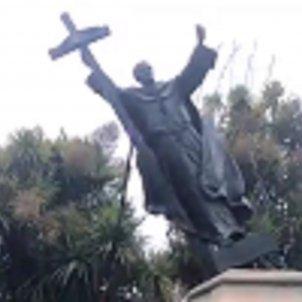 estatua juniper serra st francisco