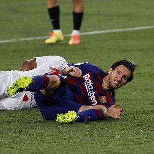 Messi Barca EuropaPress