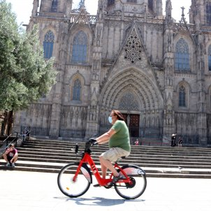 plaça catedral barcelona buida - acn
