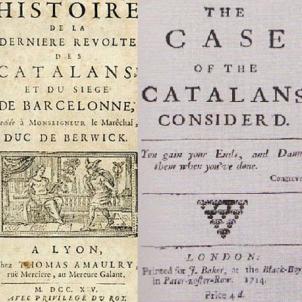 Comença la Guerra dels Catalans. Bibliografia francesa i anglesa de la Guerra dels Catalans. Font Viquipedia
