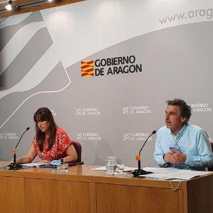 Gobierno Aragon coronavirus