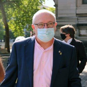 Lluís Puig Brussel·les coronavirus ACN