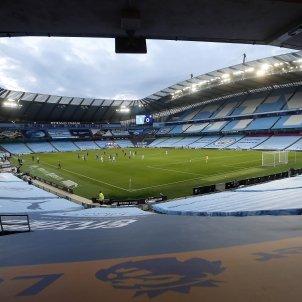 Etihad Stadium Manchester City EFE