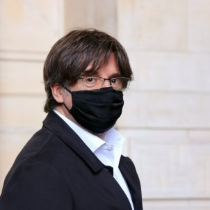 Carles Puigdemont Brussel·les ACN
