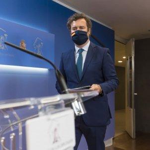 Ivan Espinosa de los Monteros Vox Congrés - Europa Press