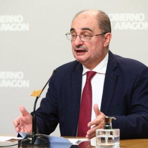 Javier Lamban president Arago - europa press