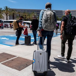 turistes alemanys mallorca - efe