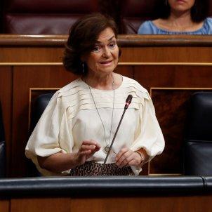 CArmen Calvo vicepresident govern espanyol congres - Efe