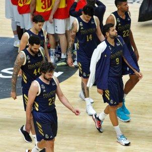 Reial Madrid basquet EFE