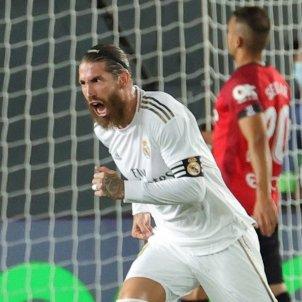 Sergio Ramos crida Reial Madrid EFE