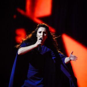 Jamala, guanyadora d'Eurovisió / Efe