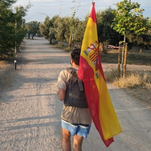 campanya vox corre por españa - @lapaseata
