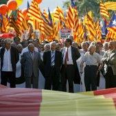 Manifestacio Barcelona sentencia Estatut 2010 Marta Perez EFE