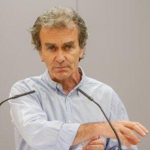 Fernando Simon - Ricardo Rubio / Europa Press