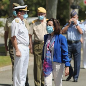 margarita robles acto clausura coronavirus - europa press
