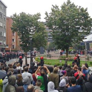 manifestacio vox euskadi sestao - @AntifaSestao