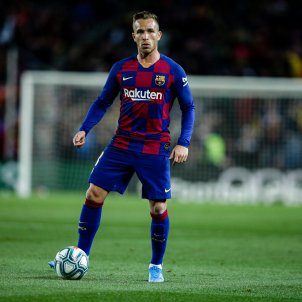 Arthur Melo Barca sol Europa Press