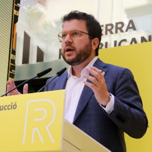 Pere Aragonès ERC - ACN