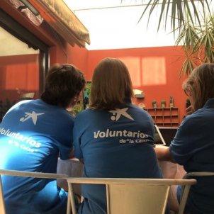 voluntaris la caixa - @FundlaCaixa