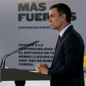 Pedro sanchez president govern espanyol - Efe