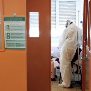 sanitari coronavirus hospital del mar - ACN